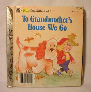 I read this book to my daughter so many times I had it memorized.