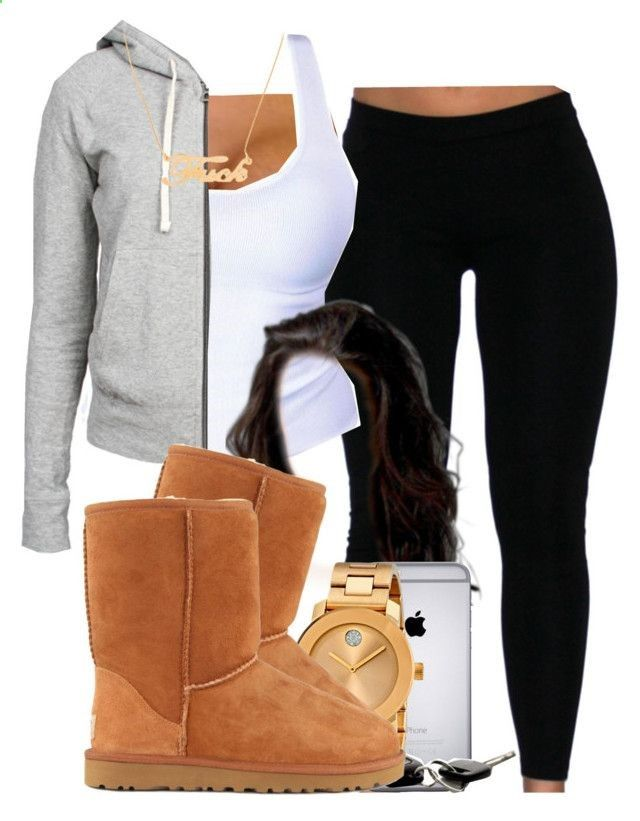28 TRENDING WINTER OUTFITS TO COPY RIGHT NOW #uggbootsoutfitblackgirl