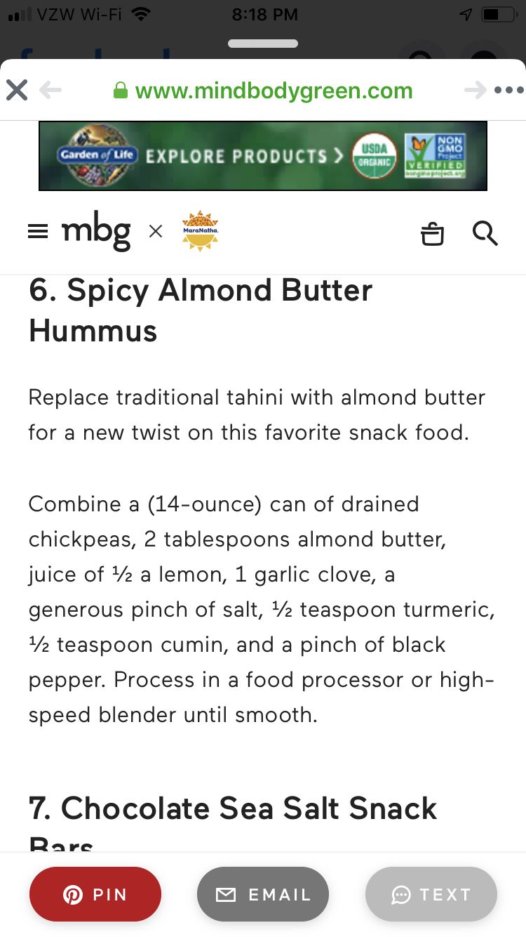 Pin by Emily Zeis on Dips Spicy almonds, Snack recipes