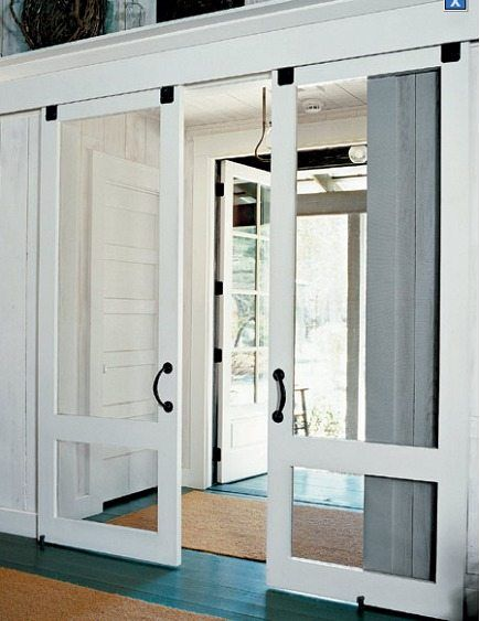 Sliding Screen Doors For Your Bedroom; Replace Sliding Glass Doors With French  Doors.