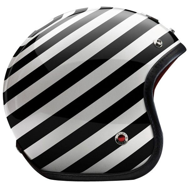 Retro Ruby Pavillion Helmets