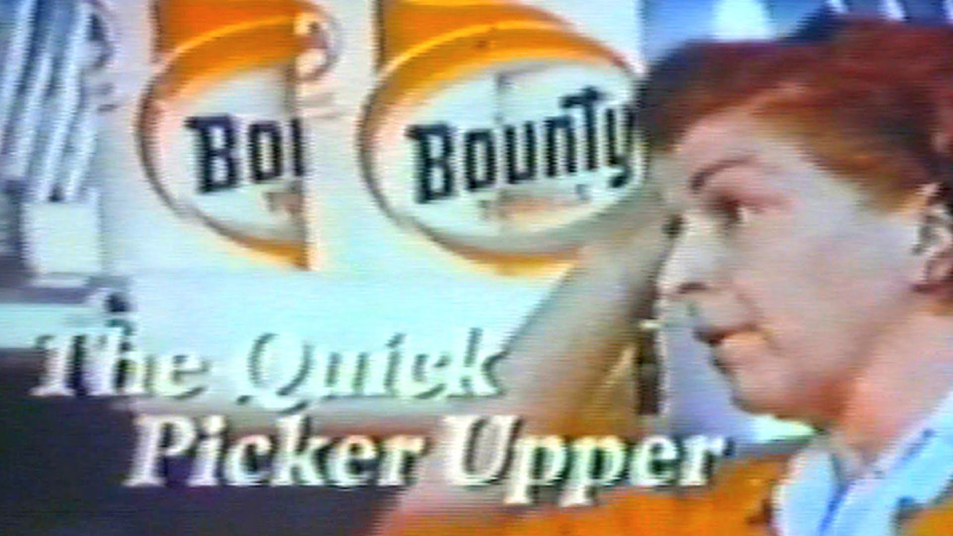 commercial bounty paper towels the quick picker upper w rosie