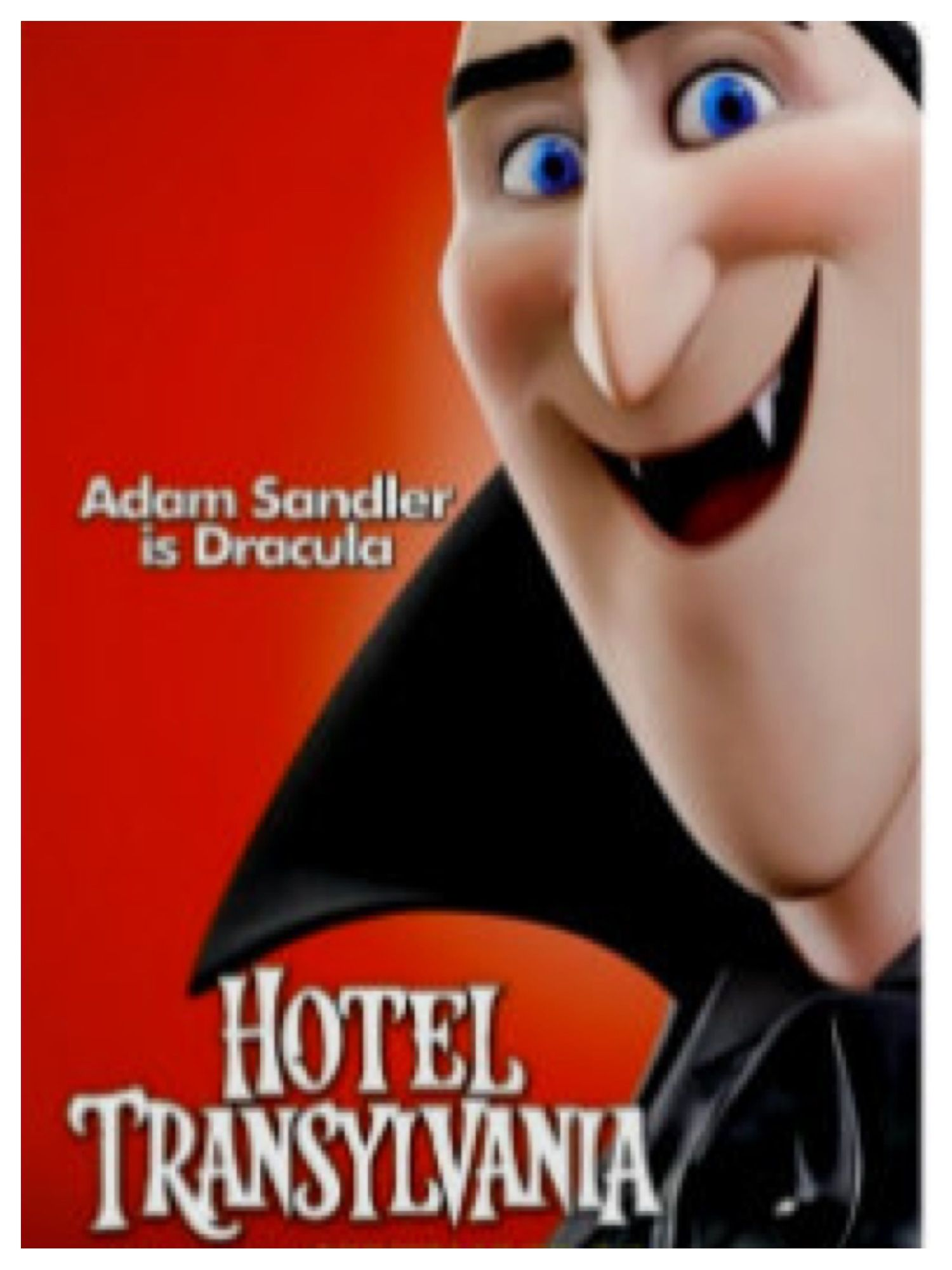 Dracula from hotel Transylvania Hotel transylvania movie