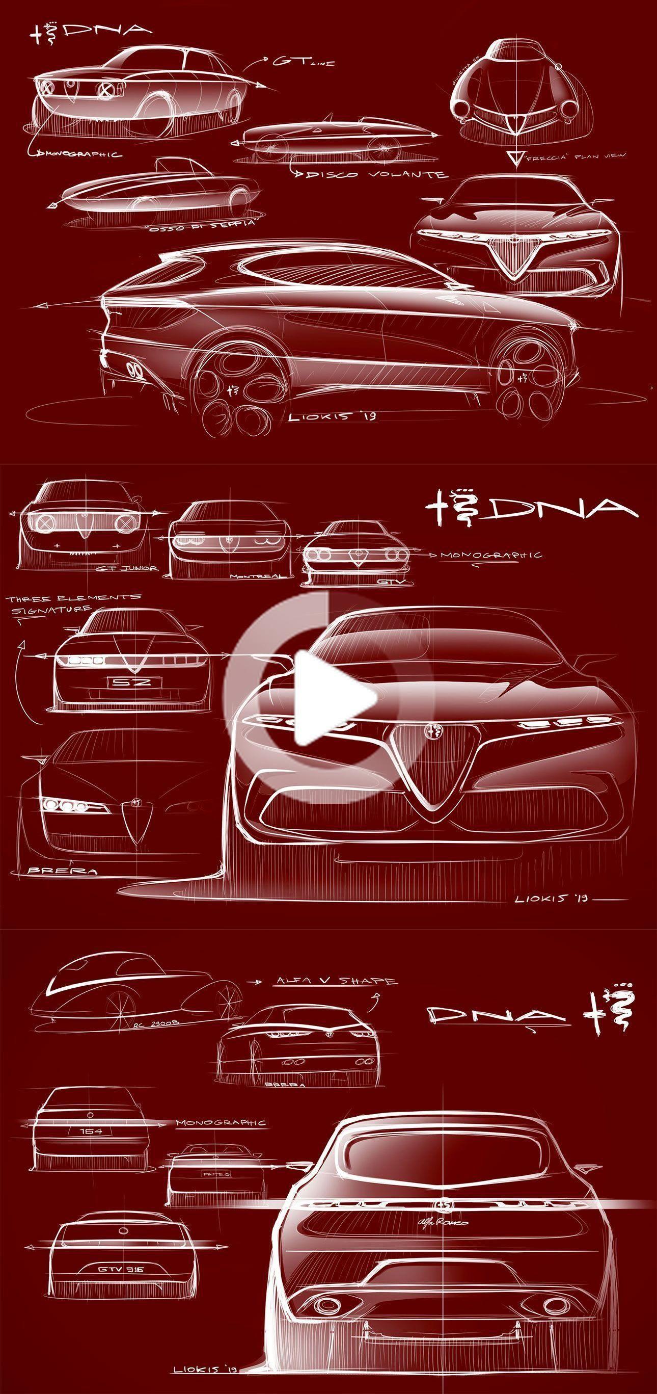 Alfa Romeo Tonale Concept: design sketches by Senior Exterior Designer Alexandros Liokis #AlfaRomeo #SUV #Design #conceptcar #cardesign #conceptcars #futuristiccars #design #futuristic #autodesign #automotive #car #automotivedesign #cargram #sketch #designsketch #carsketch #cardesignsketch #industrialdesignsketch #cardesignworld #cardesignercommunity #cardesignpro #carbodydesign #carrendering #cars #carideas