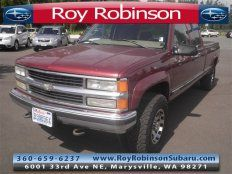 Used 1998 Chevrolet Silverado and other C/K3500 4x4 Crew Cab for