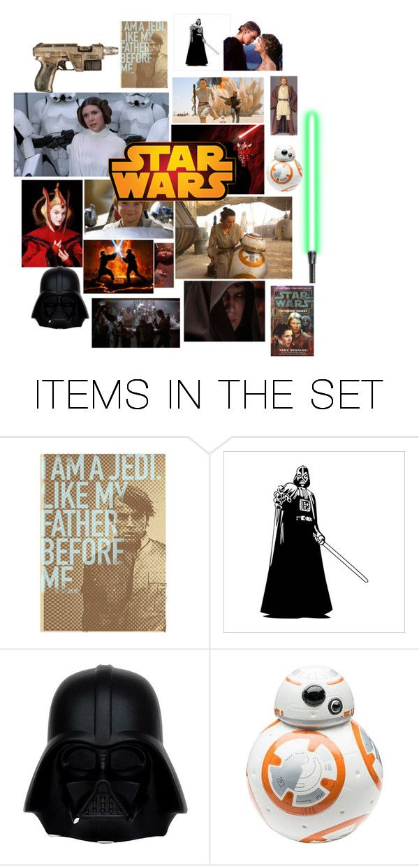 """""""StarWars"""" by o-jay ❤ liked on Polyvore featuring art"""