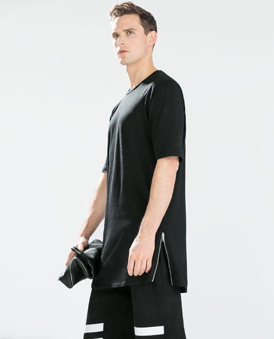 T shirts men zara indonesia t shirt pinterest explore zara black man clothes and more stopboris Images