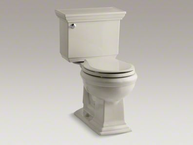 Purchased This Toilet For The Bathroom Should Go Well With The Trough Sink In Our 1840 Home And The Tank Is Insulate Toilet Kohler Tall Toilets