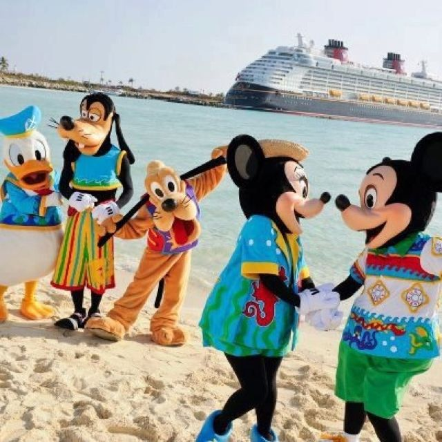 Beach Party At Castaway Cay Disney Cruise Line Disney Cruise Disney Cruise Info