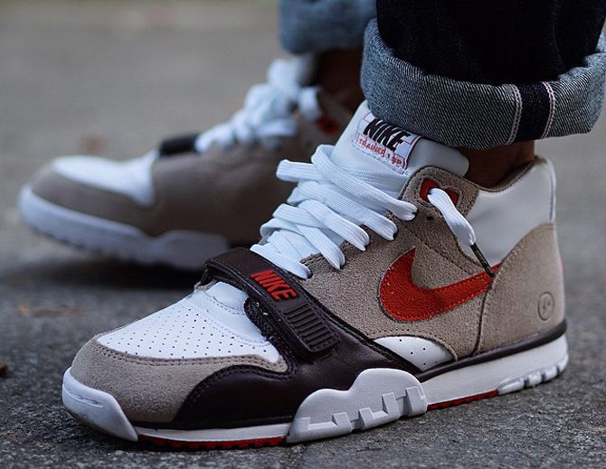 promo code 0869d 5cf91 fragment Design x Nike Air Trainer I