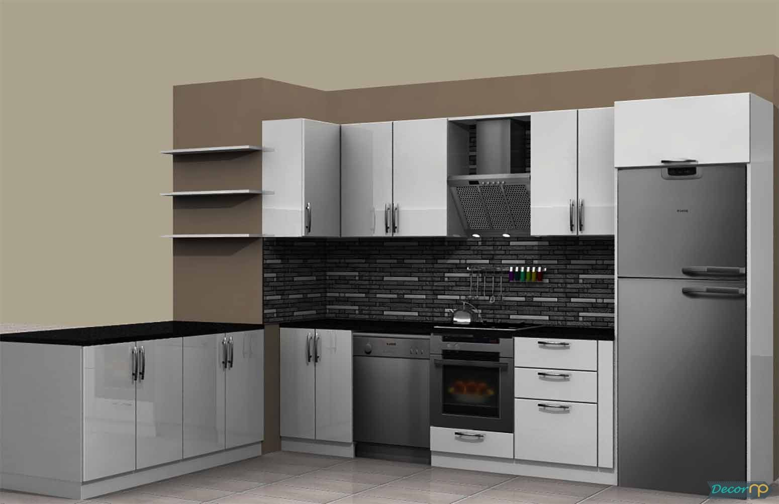Latest Fashion Kitchen Cabinet Models In 2018