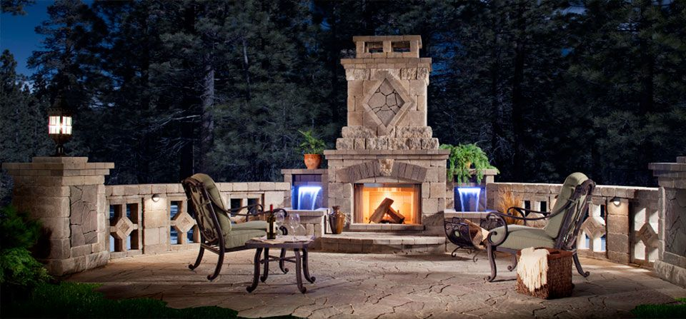 Outdoor Fireplaces Fireplaces Fireplace Accessories Arizona