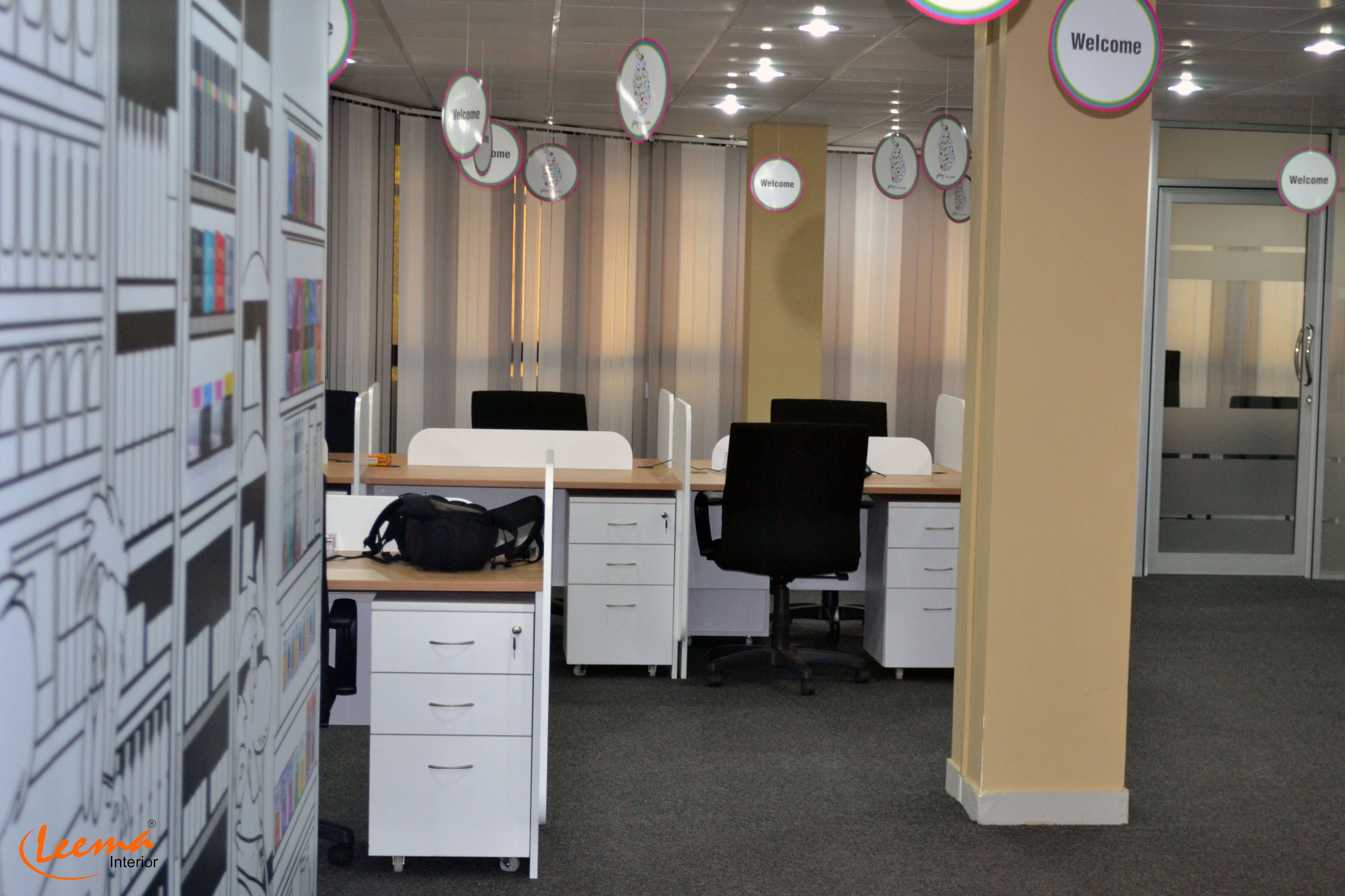 Office Sri Lanka Godrej Interior Design Interior Decoration