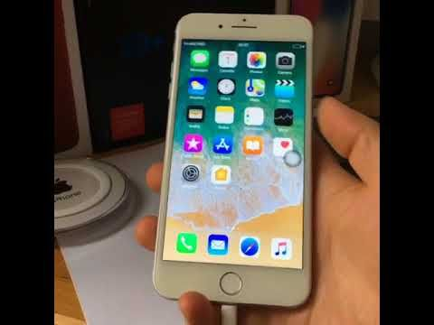 Best Clone/Replica/Fake iPhone 8/8 Plus, White Edition Unboxing and