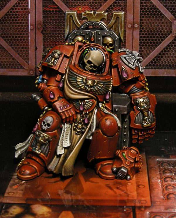 Warhammer 40k Blood Angels: Space Of The Dead
