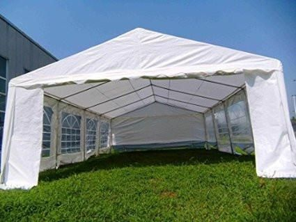 Heavy Duty 16x26 PE Party Tent & Heavy Duty 16x26 PE Party Tent | Tents Family reunions and ...