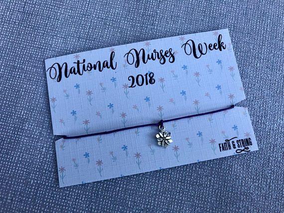 National Nurses week gift, nurses week 2018, , nurse appreciation