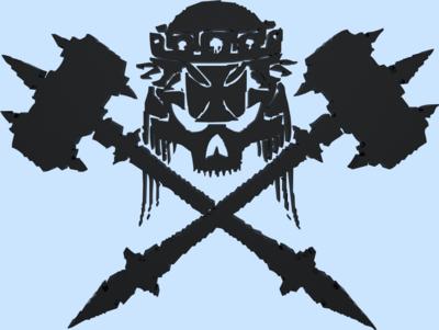 Possible Idea Based On Triple H Logo H Tattoo Triple H H Logos