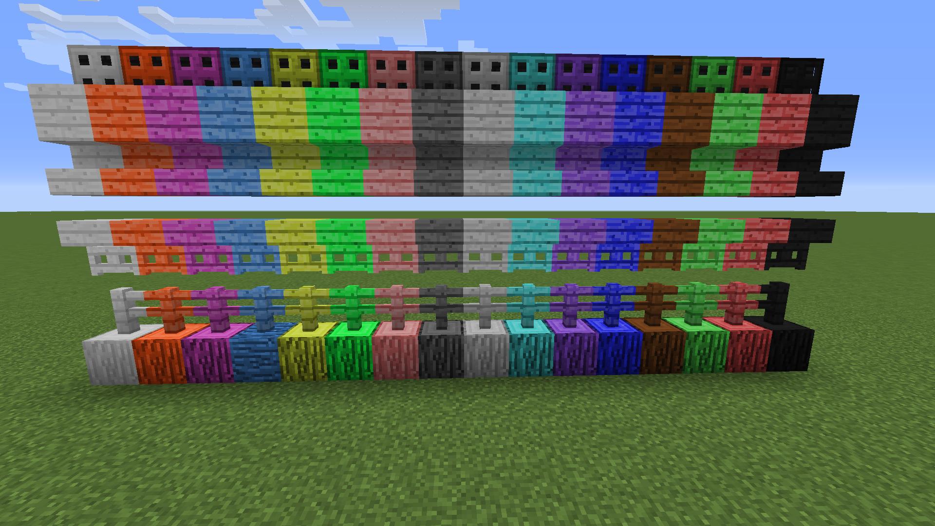 Galactic Colored Blocks Mod 1 14 4 1 13 2 1 12 2 1 11 2 1 10 2 1 8 9 1 7 10 Minecraft Modpacks Minecraft Modpacks Minecraft Minecraft Mods