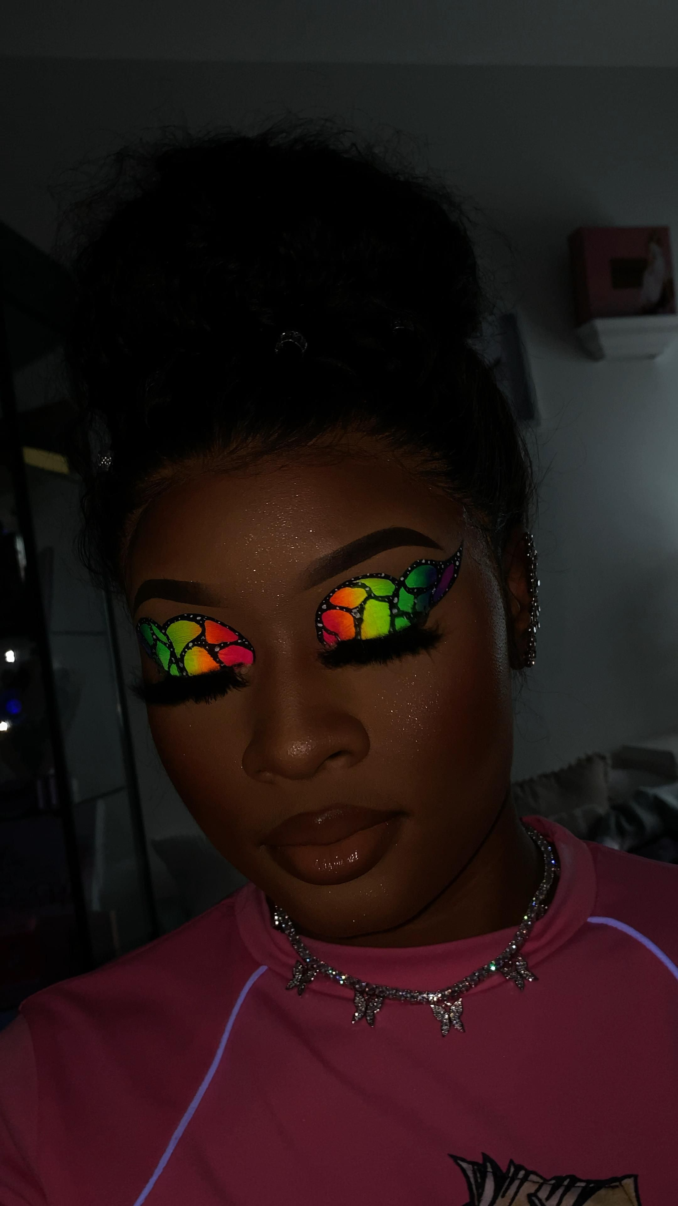 Butterfly Wings😍 Shop My Lashes✨