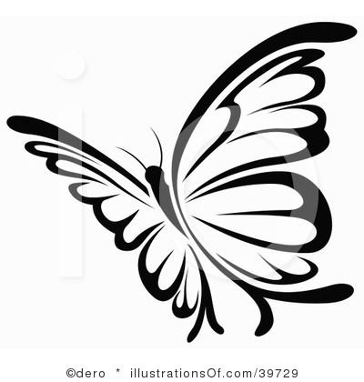 free butterfly clip art graphics clipart panda free clipart rh pinterest co uk free clip art butterfly border free clip art butterflies black and white
