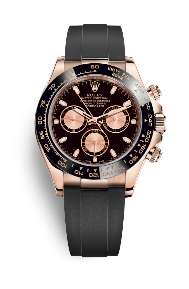 c7191045744 Rolex Daytona (Rose Gold