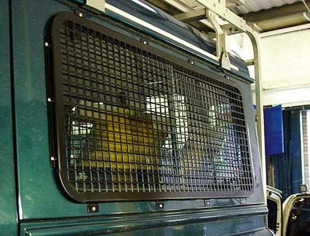 Window Mesh Grilles Carnone Country Vehicles Located Raphoe Window Mesh Old Gas Stations Window Protection