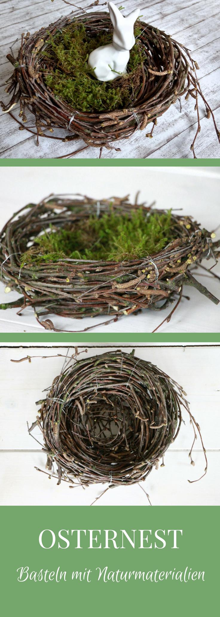 Photo of Tinker påskekurv: Påskekurv laget av bjørkekvister – lavendelblogg