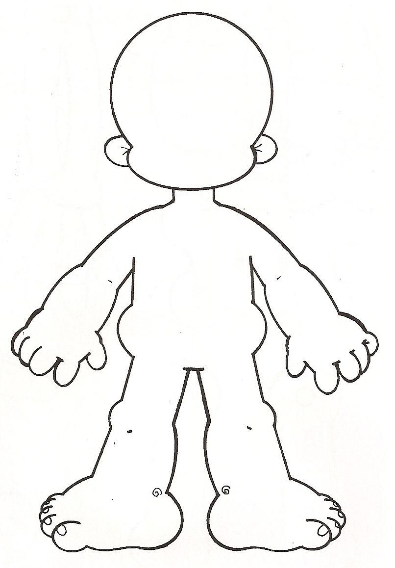 Cuerpo humano niño | Proyectos que intentar | Pinterest | Cuerpo ...