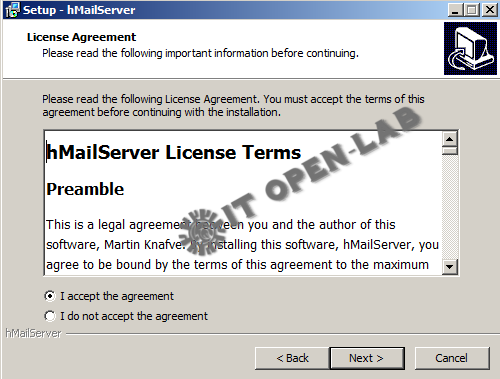hMailServer Toàn Tập - ITOpenLab