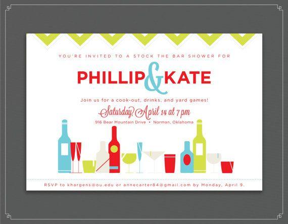 Stock the bar bachelorbachelorette party invitation on etsy 5500 stock the bar bachelorbachelorette party invitation on etsy 5500 stopboris Images