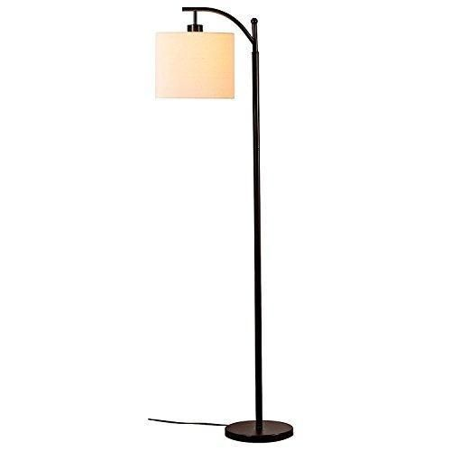 Brightech Montage Led Floor Lamp Classic Arc Floor Lamp