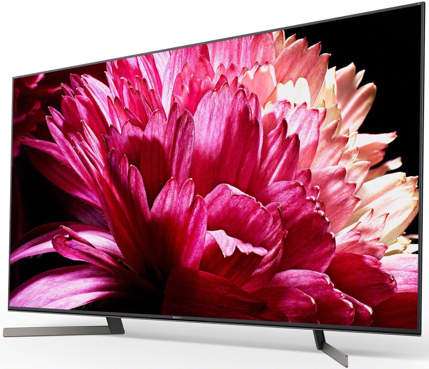 Sony Bravia Smart Tv X950g 55 Inch 4k Hdr Ultra Hd Led Sony Xbr