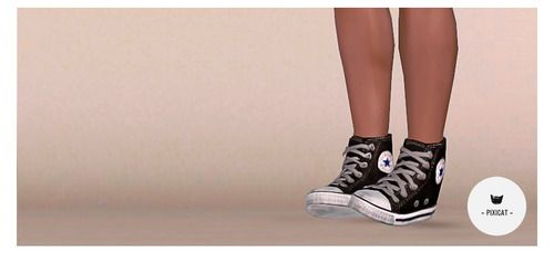 Converse HighTops Available for Male YAA and Teens Package