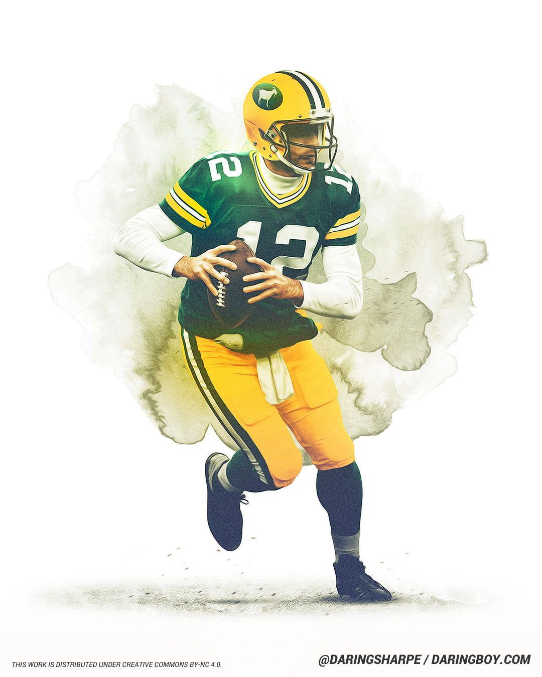 Aaron Rodgers Green Bay Packers In 2020 Green Bay Packers Merchandise Green Bay Packers Packers
