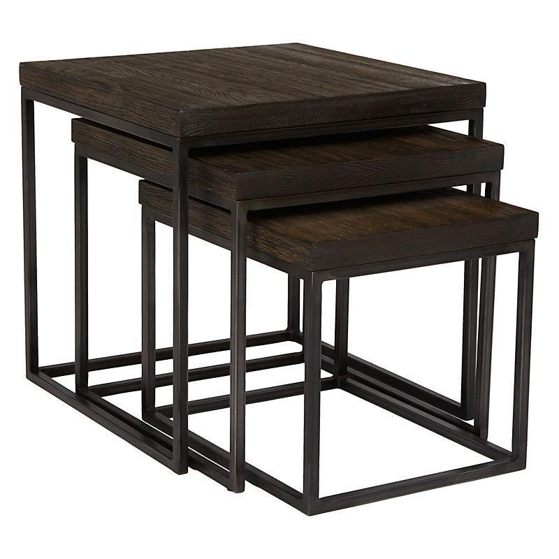 John Lewis & Partners Alba Slat Back Dining Chair, Oak
