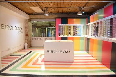 Beauty Events And Free Stuff Birchbox Local Pop Up Shop In Nyc