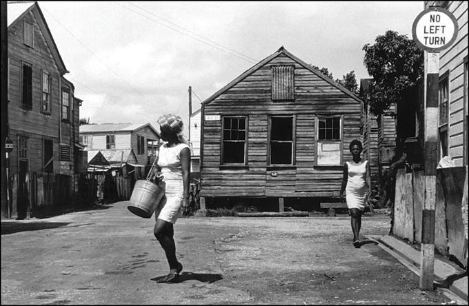 Belize City British Honduras 1969 Belize City Belize Belizean