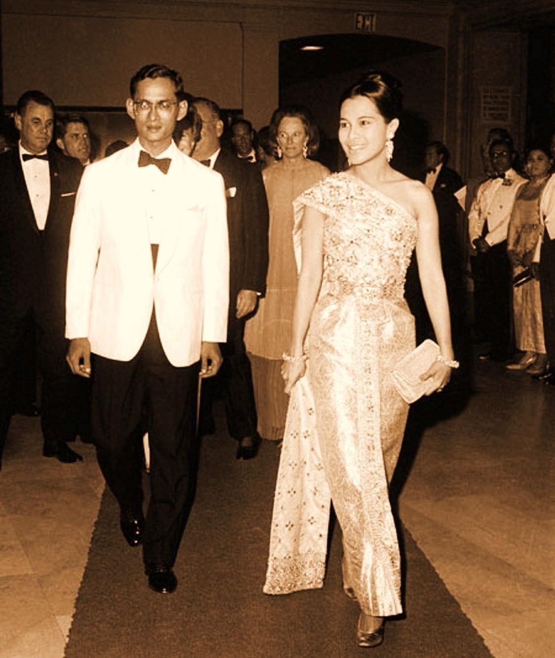 King & Queen of Siam