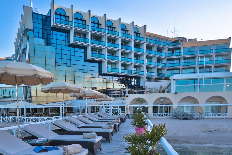Garden Beach Hotel 4 Star Spa Antibes Juan Les Nice Francebeach