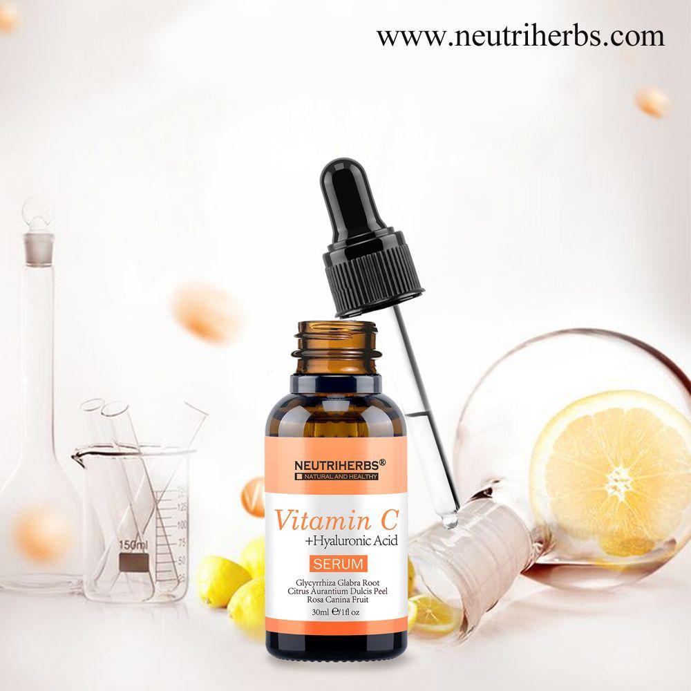 Neutriherbs Vitamin C Serum combines the highstrength  Vitamin