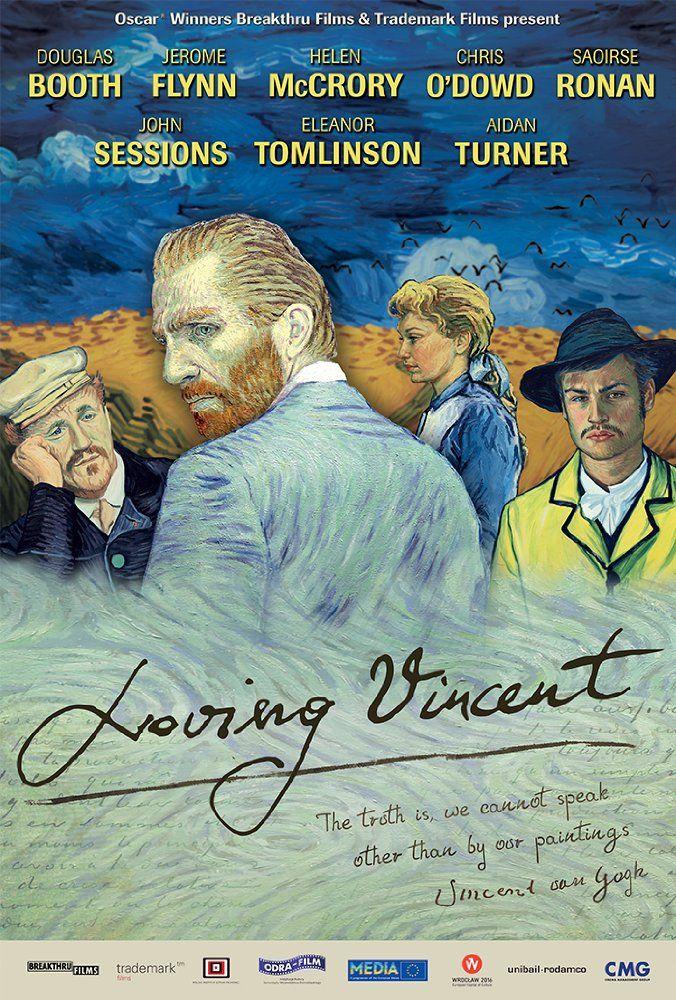 Loving Vincent (2017) Vincent van gogh, Animation film