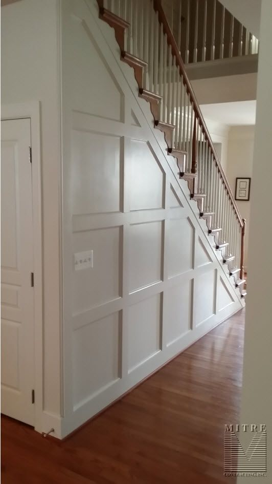 Accent Wall Board And Batten Wainscoting