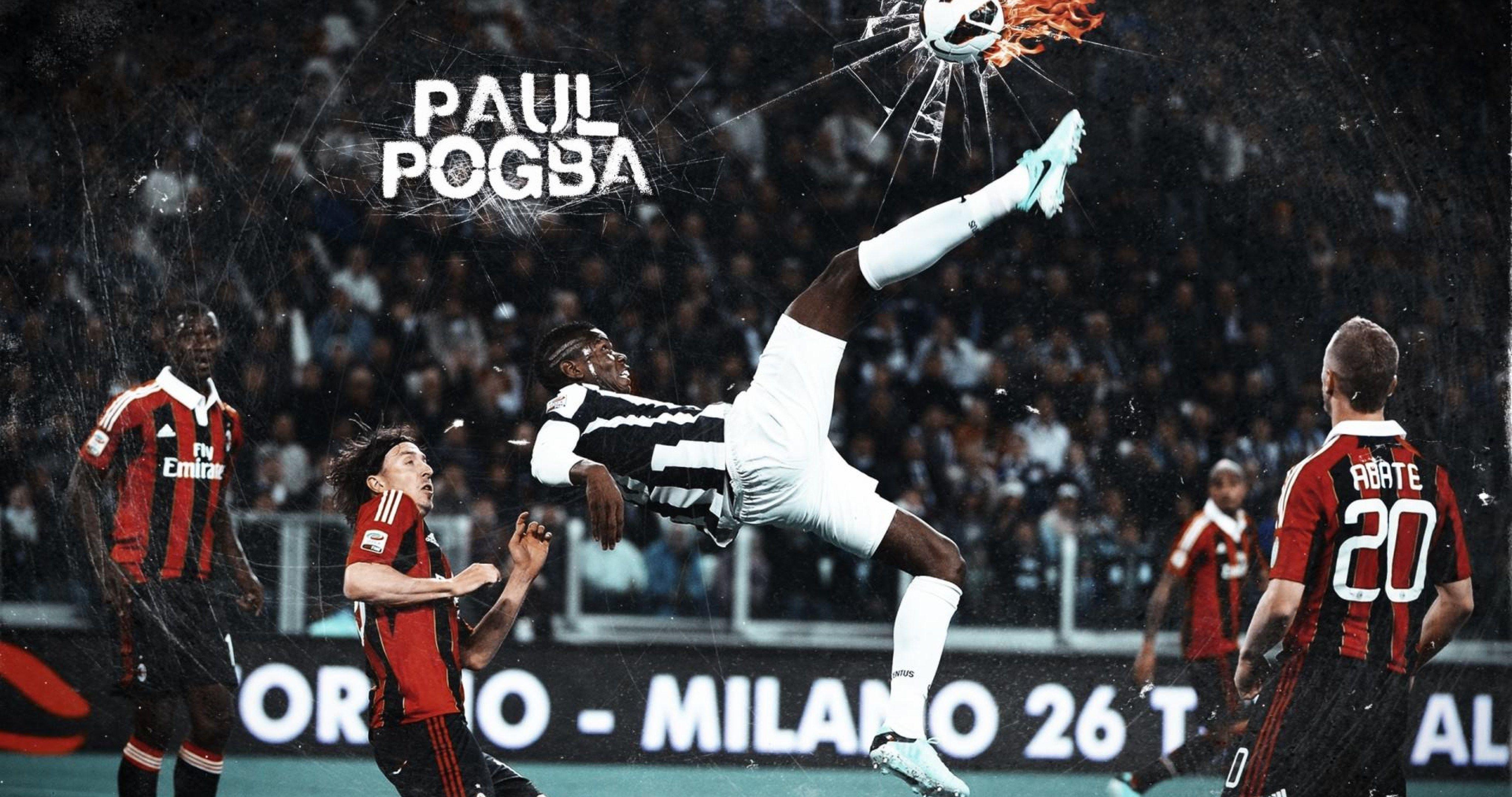 Paul Drogba 4k Ultra Hd Wallpaper Paul Labile Pogba Paul Pogba