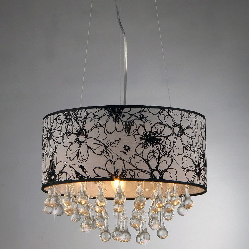 warehouse of tiffany chandelier. Dione Chrome Floral Shade Chandelier | Overstock.com Shopping - Great Deals On Warehouse Of Tiffany Chandeliers \u0026 Pendants P