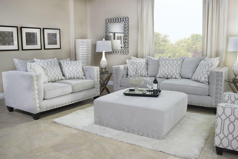 Mor Furniture For Less The Roxanne Living Room Mor Furniture