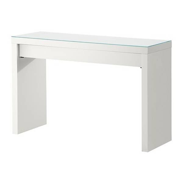 Ikea Malm Glass Top Desk Dressing Table Only 99 Clayton Monash Area Image 1 Ikea Malm Dressing Table Ikea Dressing Table Malm Dressing Table
