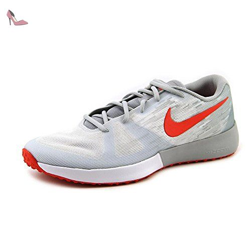 Nike - Zoom Speed TR - Couleur: Gris-Orange - Pointure: 42.5 ...