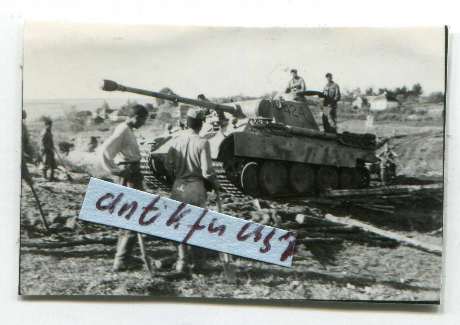 Panther #424 | history | Military vehicles, Panther, Panthers