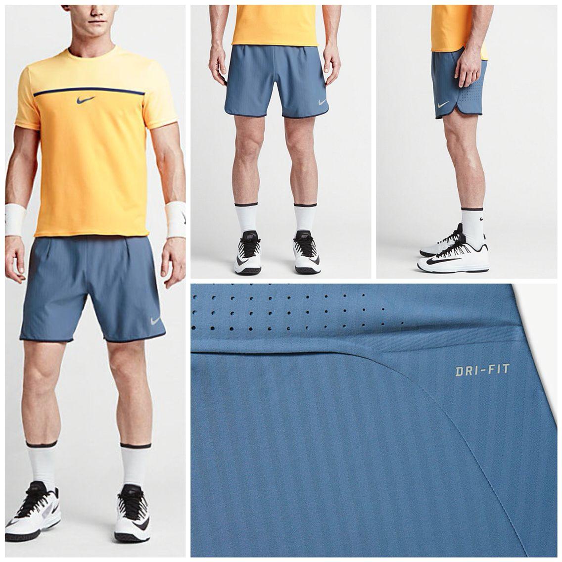 Nike Challenger Premier Rafa Nadal : Nouveau short de tennis NikeCourt 18  cm Gladiator collection été